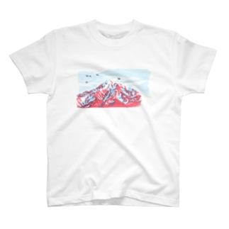 RISHIRI T-shirts