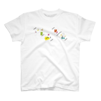 日常 T-shirts