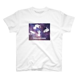 Schizophrenia<統合失調症> T-shirts
