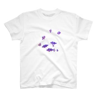 魚 カクレクマノミ T-shirts
