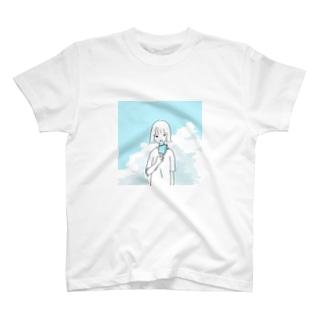 あっちーーー T-shirts