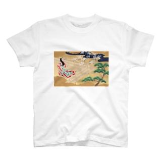 源氏物語 花宴 T-shirts