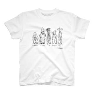 進め!発酵学園 Go! Fermentation School T-shirts