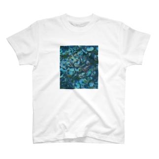 ajisai 2 T-shirts