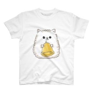 ふらりんグッズ(名無し)🔔🐶 T-shirts