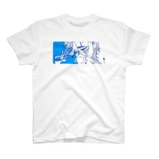 Mercury_zz T-shirts