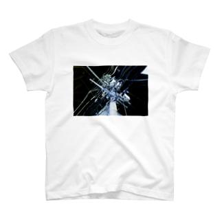 中野・夜中のいい電線 T-shirts