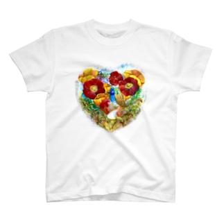 アマビエチャン❤︎ T-shirts