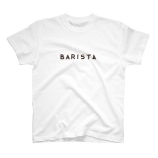 BARISTA バリスタTシャツ T-shirts
