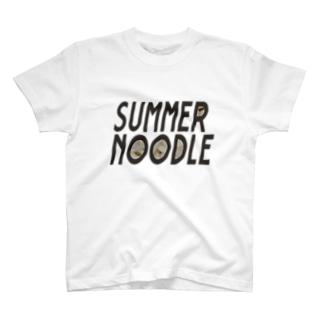 サマーヌードル T-shirts