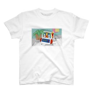 オフィスに一台いかがですか T-shirts
