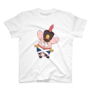 アーミーうさちゃんTシャツ T-shirts
