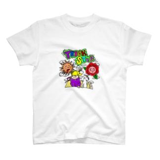 愚者 T-shirts