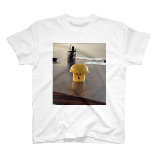 鉄筋キャップくん T-shirts