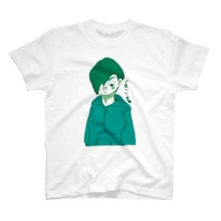 妖怪よここ T-shirts