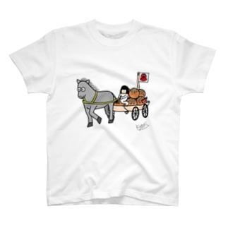 全身タイツのきよみのたこ焼き屋さん 全身タイツのきよみ T-shirts