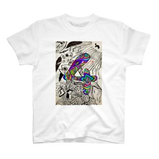 SUPER HOTDOG GIRL!の4 T-shirts