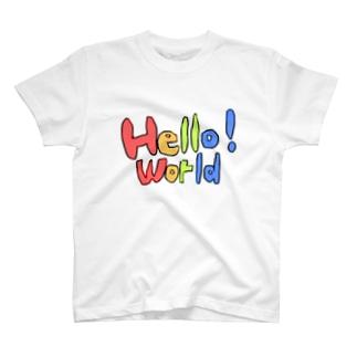 プログラミング T-shirts