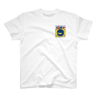 eddy 非公式 tee T-shirts