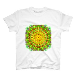 matu-369の神聖なる幾何学 T-shirts