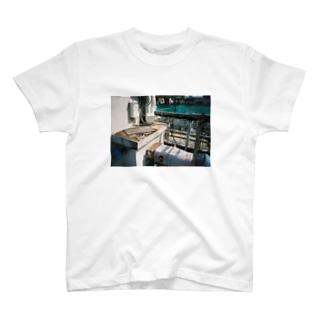 seimeiryokuの高円寺の屋上。 T-shirts