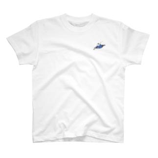 闇の商人のどらきゅら(カラー) T-shirts