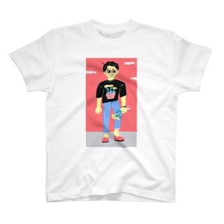 サングラスが欲しい T-shirts