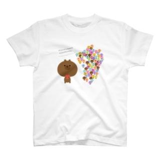 I LOVE KUMAMOTO・KYUSHU T-shirts