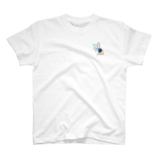 m e G u r uのSummer Time 01 T-shirts