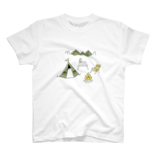 アウトドア〜outdoor〜 T-shirts