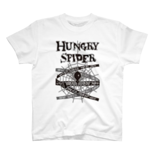 Hungry_Spider T-shirts