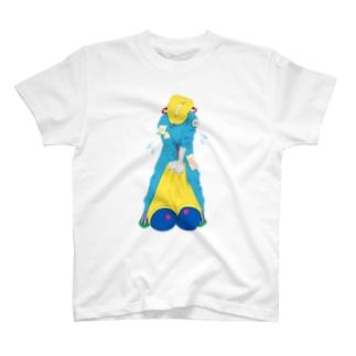 まぶたが重い T-shirts