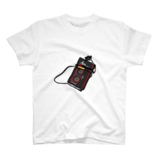 カセット T-shirts