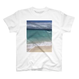セブ島の海 T-shirts