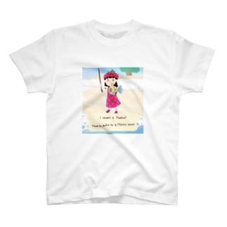 ヒンバスをつかまえた T-Shirt