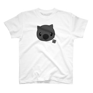 うぉんばっと君 T-shirts