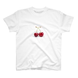ふたつの心 T-shirts
