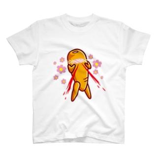 シュール・ザ・ニンジン/鼻血吹く T-shirts