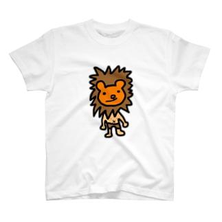 らいおんくん T-shirts