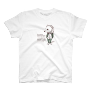 おしゃれスピッツ T-shirts