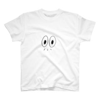 おじちゃんのかお T-shirts