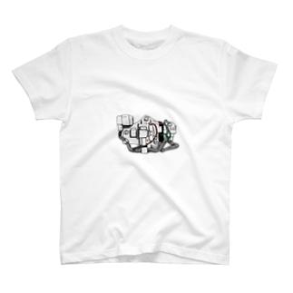 OldinaryのCub Electrics (Colored) T-shirts