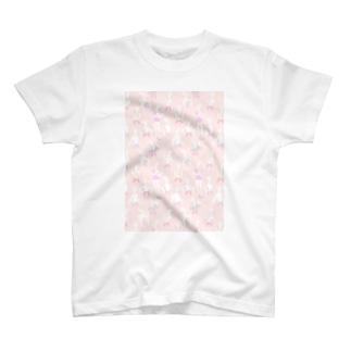 羽兎✩改 T-shirts