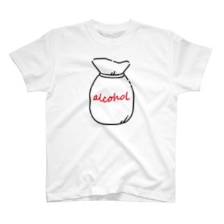 酒袋 T-shirts