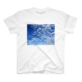 アオゾラ T-shirts