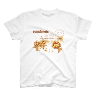 世界的大流行! T-shirts
