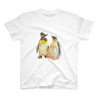minoriとぺんぎんたちの恋人同士 T-shirts