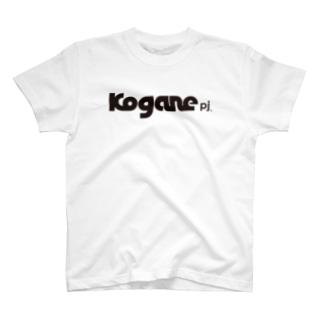 koganepj Tシャツ T-shirts