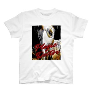 Plague Doctor (Fake Horror Movie) T-shirts