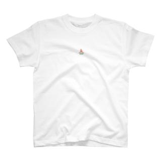 こころのトモ T-shirts